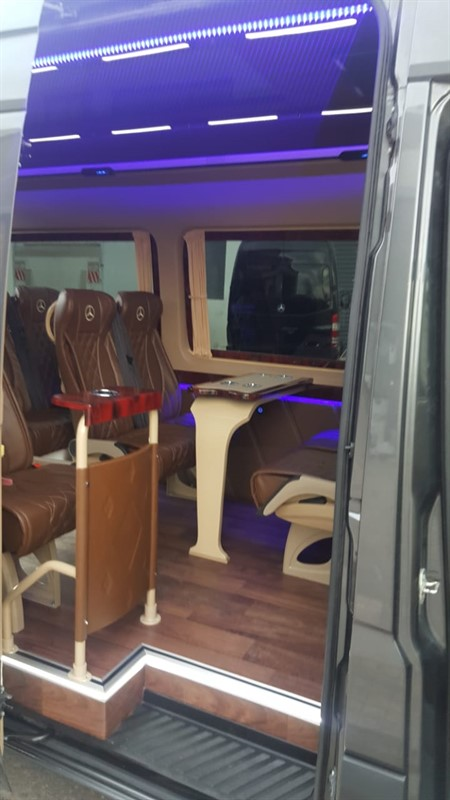 RENEWAL OF MERCEDES SPRINTER FROM GREECE